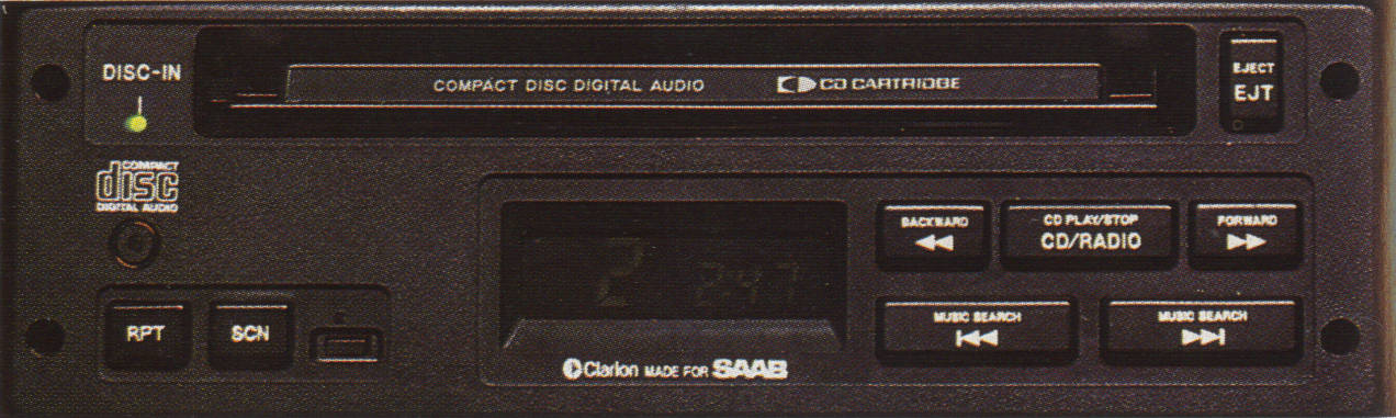 CD-Player MY88-89