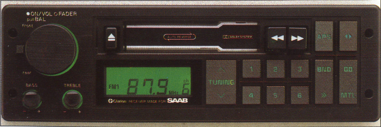 Radio Headunit MY88-91 900